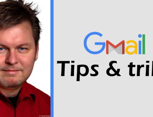 Gmail tips & triks
